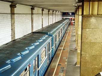 "Станция метро ""Парк культуры"". Фото Russos"