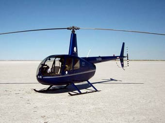 Robinson R44. Фото с сайта corporatehelicopters.com