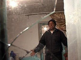 Последствия беспорядков в Петровке. Кадр видеозаписи с сайта stan.tv.