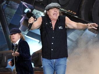 Концерт AC/DC. Фото (c)AFP