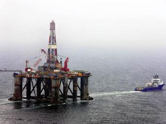 Буровая платформа Ocean Guardian. Фото с сайта drillingcontractor.org