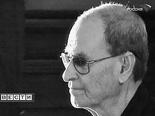 """Владимир Мотыль. Кадр телеканала """"Россия"""" (""""Россия 1""""), архив"""