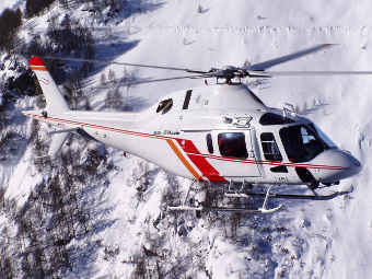 Вертолет Eurocopter EC 135. Фото с сайта aircraftinformation.info