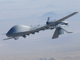MQ-1C Sky Warrior. Фото с сайта defenseindustrydaily.com