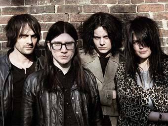 The Dead Weather. Фото с сайта группы