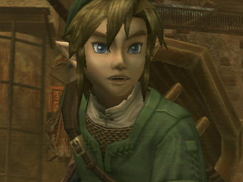 Скриншот The Legend of Zelda: Twilight Princess