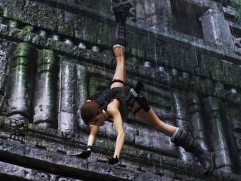 Скриншот Tomb Raider Underworld