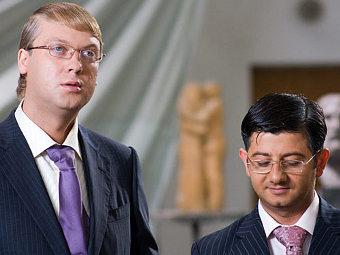 Депутаты Пронин и Мамонов. Фото с сайта ТНТ