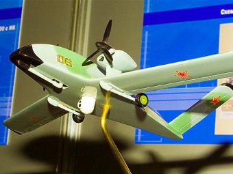 """Модель БПЛА """"Аист"""". Фото с сайта missiles.ru"""
