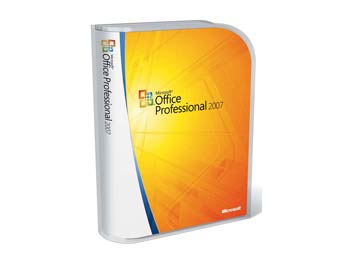 Дистрибутив MS Office 2007. Иллюстрация с сайта Microsoft
