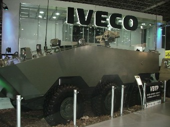 Iveco VBTP-MR. Фото с сайта armyrecognition.com