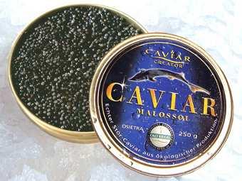 Фото с сайта Caviar Creator