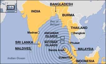 Карта места событий. Иллюстрация с сайта вещательной корпорации BBC News