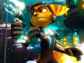 Скриншот Ratchet & Clank: A Crack in Time