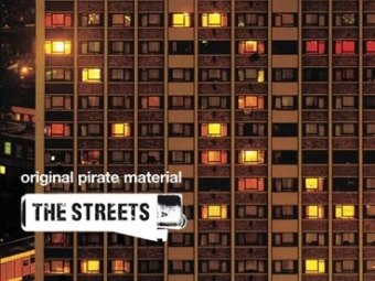 "Фрагмент обложки альбома The Streets ""Original Pirate Material"""
