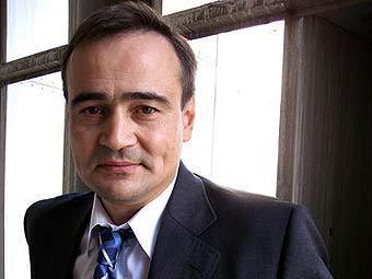 Ирек Муртазин. Фото Сергея Варшавчика