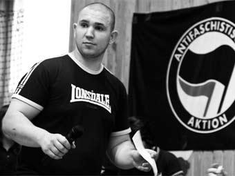 Иван Хуторской. Фото из ЖЖ-сообщества ru_antifa