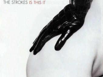 "Обложка альбома ""Is This It"" группы The Strokes"