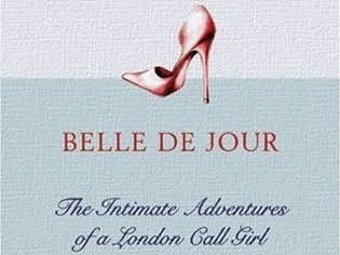 Обложка книги The Intimate Adventures of a London Call Girl с сайта fantasticfiction.co.uk