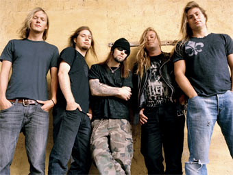 Children of Bodom. Фото Spinefarm Records