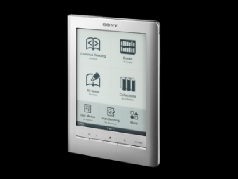 Sony Reader PRS-600 Touch Edition