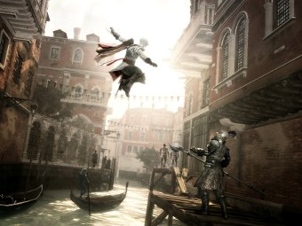 Скриншот Assassin's Creed II