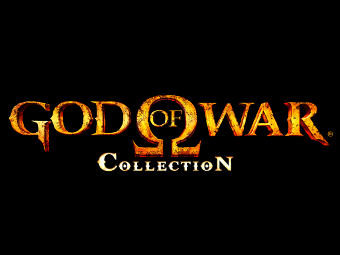 Логотип God of War Collection