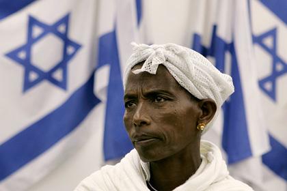 Эфиопская еврейка
