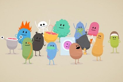 Герои клипа «Dumb ways to die»