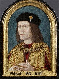 Самый ранний из сохранившихся портретов Ричарда III, 1520-е