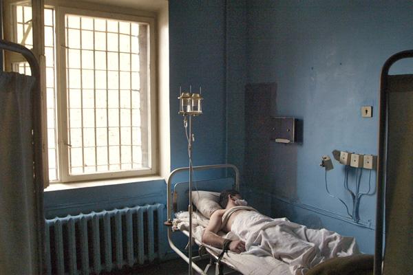 Больничное отделение в «Матросской тишине»