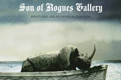 Обложка альбома «Son Of Rogue's Gallery»