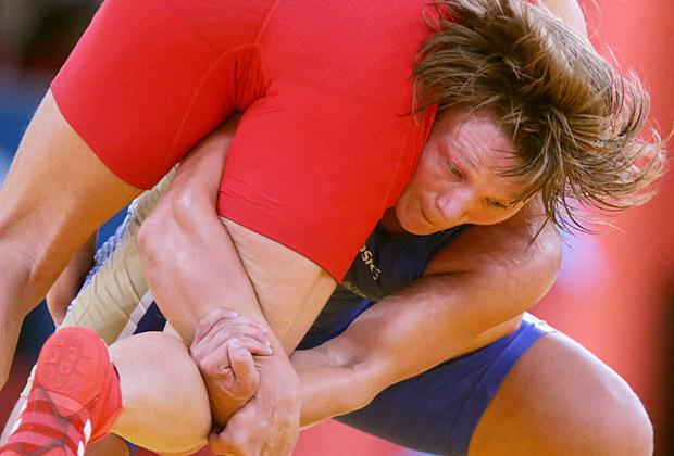 Россиянка Любовь Волосова на Олимпийских играх 2012 года