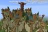 Не менее известным проектом является воссоздание Азерота (World of Warcraft)