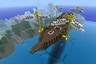 Удивительным образом в некоторых случаях графика в Minecraft по качеству превосходит оригинал. Речь, конечно, в основном идет о картах, созданных по ностальгическим соображениям. Вот, например, эту делал поклонник Final Fantasy I.