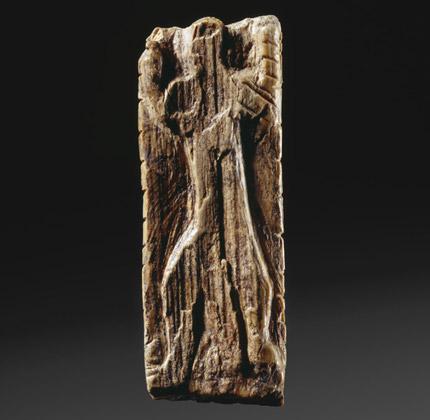 Антропоморфная фигура из Гайссенклостерле