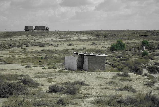 В окрестностях Актау