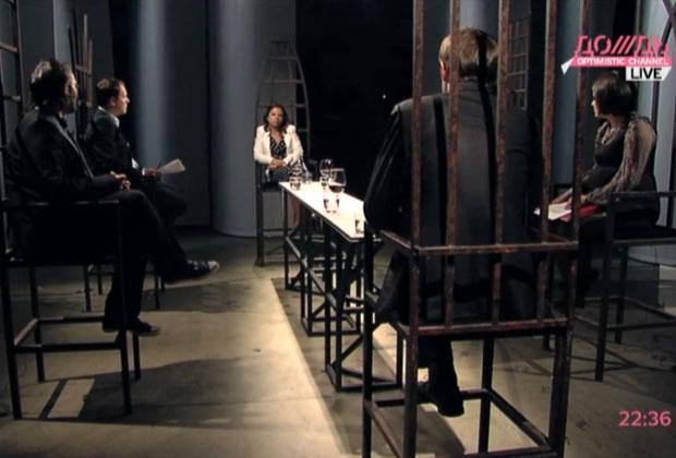 Маргарита Симоньян в программе «Hard Day's Night»