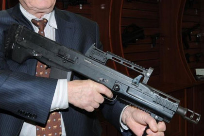 Штурмовой автомат АШ-12