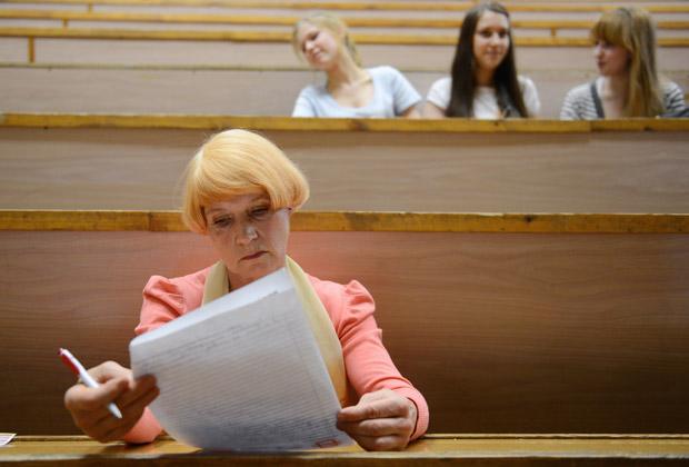 «Тотальный диктант» в Новосибирском государственном университете