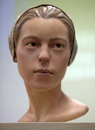 Реконструкция облика Джейн