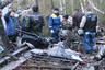 Следственно-оперативные действия на месте крушения Ан-2