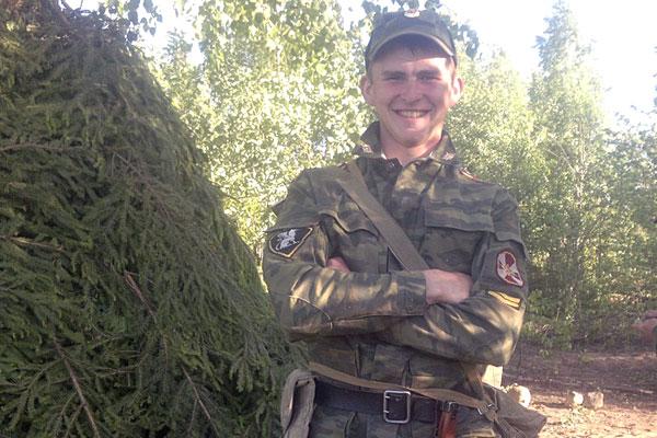 Илья Комаров