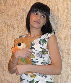 Зарина Озманян