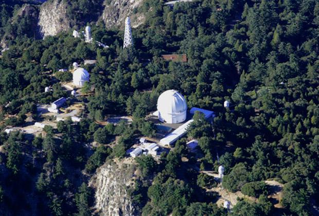Обсерватория Mountain Wilson