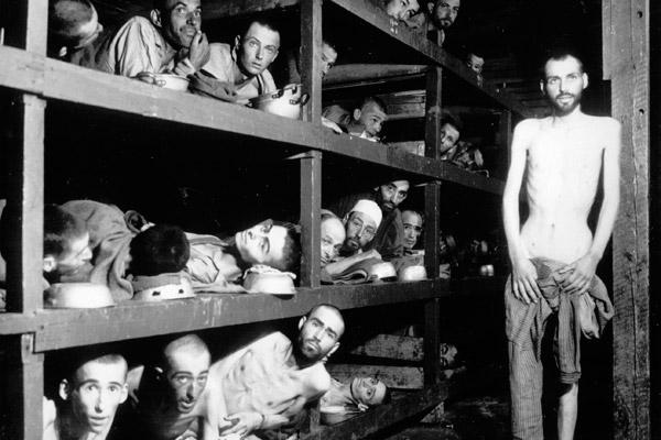 Заключенные Бухенвальда