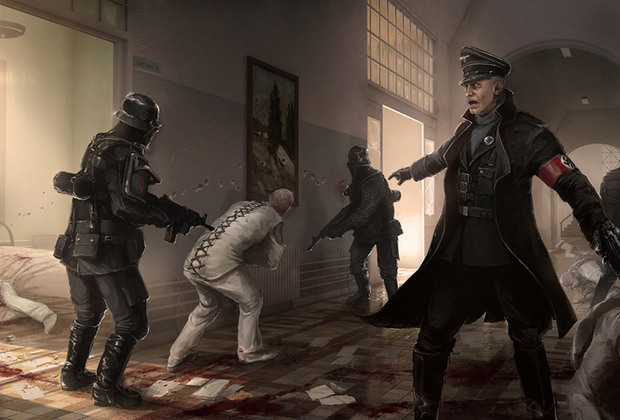 Арт к Wolfenstein: The New Order