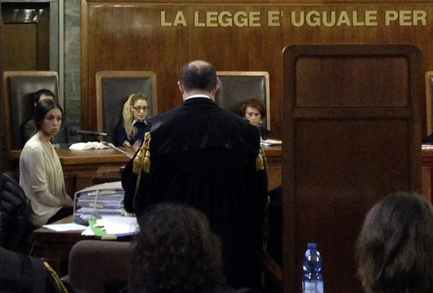 Заседание суда по делу Сильвио Берлускони