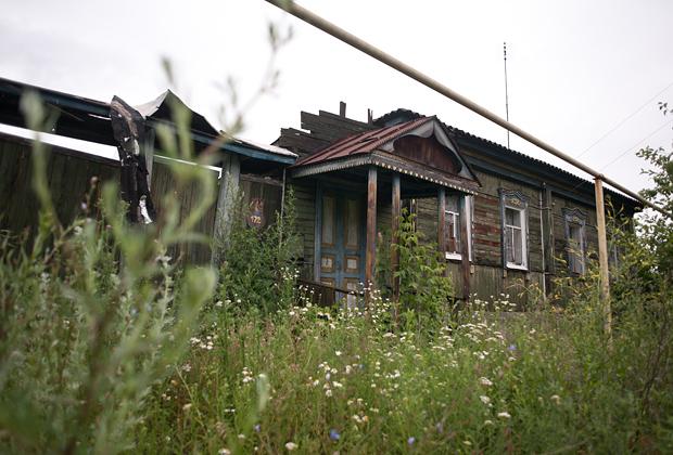 Дом Владимира Ретунского
