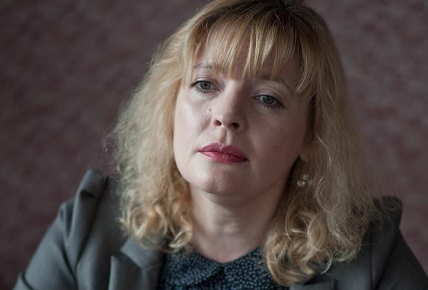 Следователь Татьяна Паринова